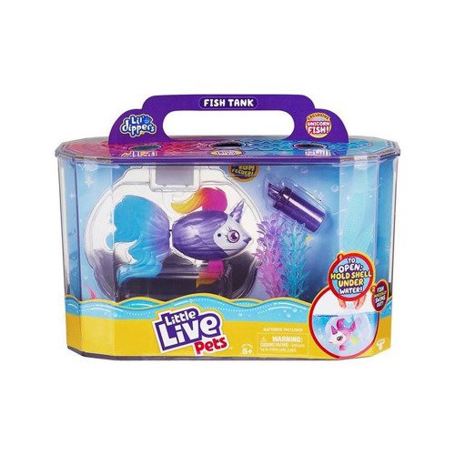 Little Live Pets Lil' Dippers Fishtank Playset