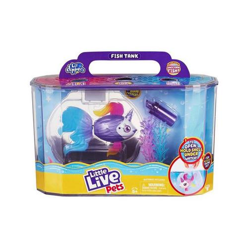 Little Live Pets Lil' Dippers Fishtank Playset