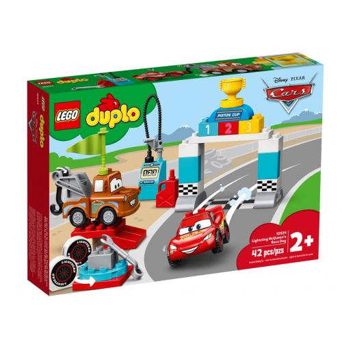 Lego Lightning McQueen's Race Day