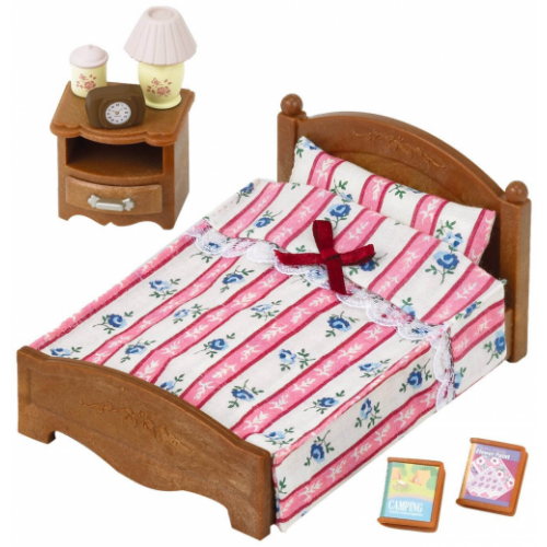 Epoch The Sylvanian Families - Semi Double Bed