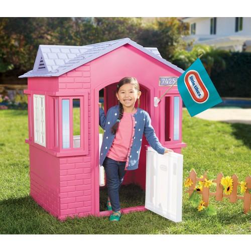 LITTLE TIKES Cape Cottage (Pink)