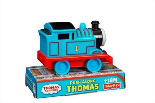 Thomas - Push Along Friends