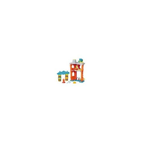 Hasbro Play-doh Town Firehouse Playset
