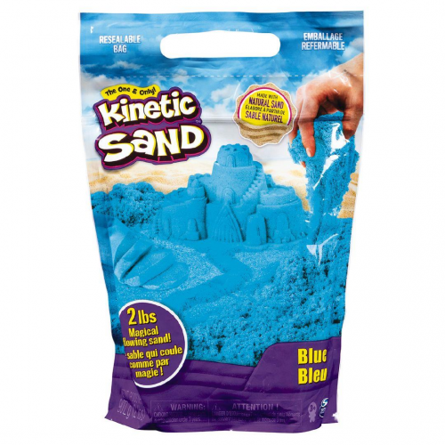 Kinetic Sand 2 LB Coloured Sand