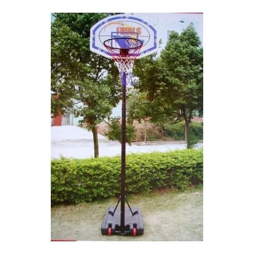 PORTABLE LARGE BASKETBALL STANDSET 206-253CM