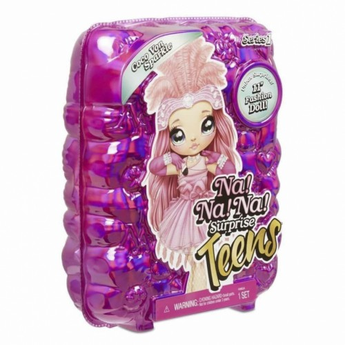 Na! Na! Na! Surprise Teens Coco Von Sparkle Doll