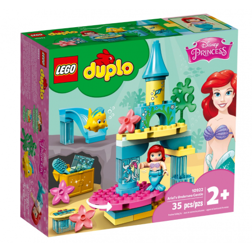 LEGO DUPLO: Ariel's Undersea Castle