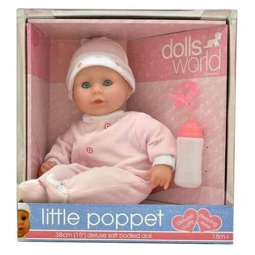 Dolls Word LITTLE POPPET