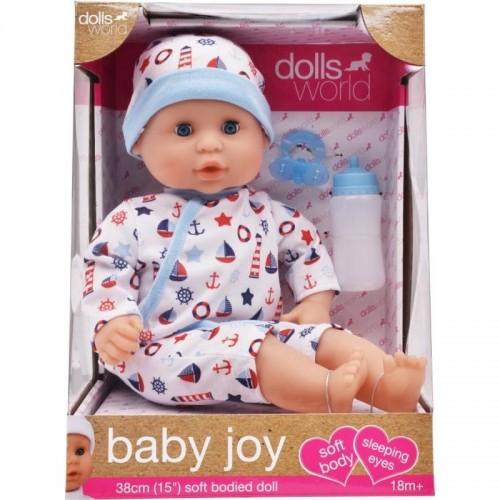 Dolls world Baby Joy - Blue