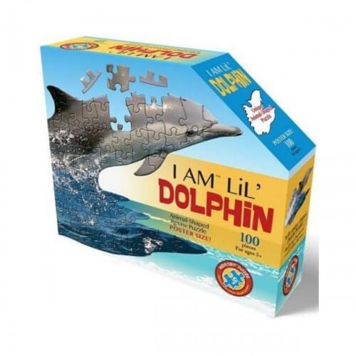 I AM LIL' DOLPHIN JIG SAW