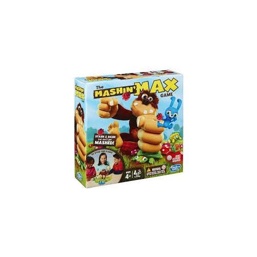 Hasbro The Mashin Max Stash & Dash Kids Family Fun Board Game
