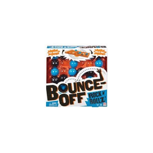 Mattel DNG25 Bounce-Off Rock N Rollz Board Game