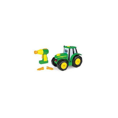 John Deere Build A Johnny Tractor Tomy