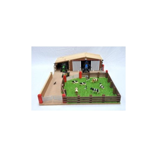 Millwood Crafts - SMALL FARM YARD