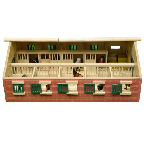 1:24 Scale Horse Stable