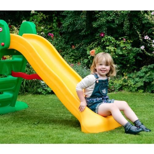 LITTLE TIKES Easy Store Large Slide (Sunshine)