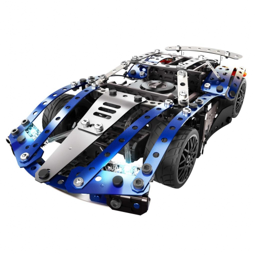 Meccano - Construction Game - Supercar 25 Powered Models