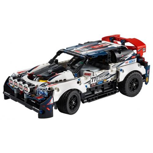LEGO 42109 App Control Top Gear Rally Car
