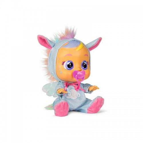 Cry Babies Jenna Fantasy Baby Doll - Blue Pegasus