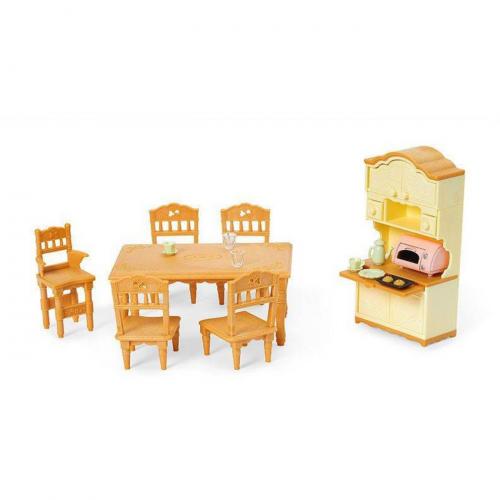 Sylvanian Families Dining Room Set