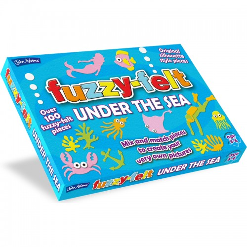 Fuzzy-Felt SERIES 1 Under the Sea