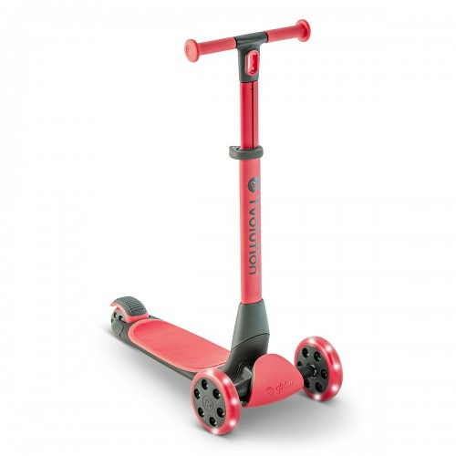Y Glider Nua Kids Scooter - red