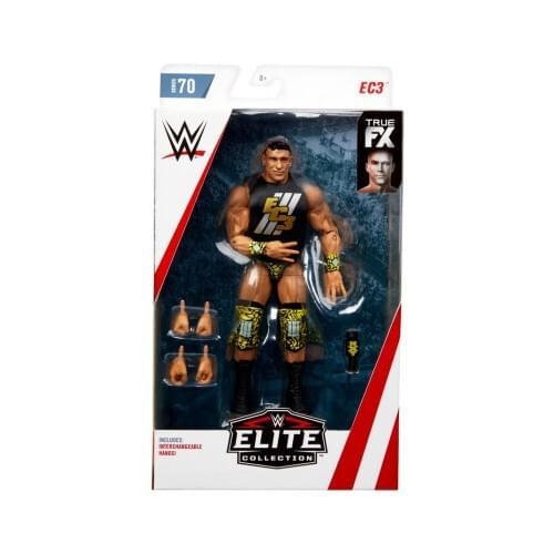 WWE ELITE FIGURES ASST