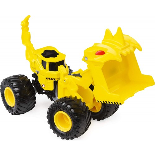 Monster Jam Official Dirt Squad Monster Truck with Moving Parts