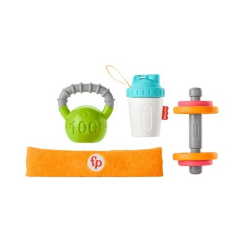 Fisher-Price Fitness Humour Gift Set