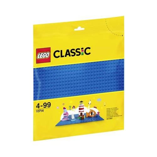 10714 LEGO® CLASSIC Blue LEGO ® Duplo ® Baseplate