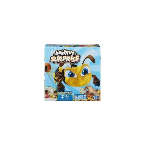 Hasbro Ele Fun and Friends Beehive Surprise Game