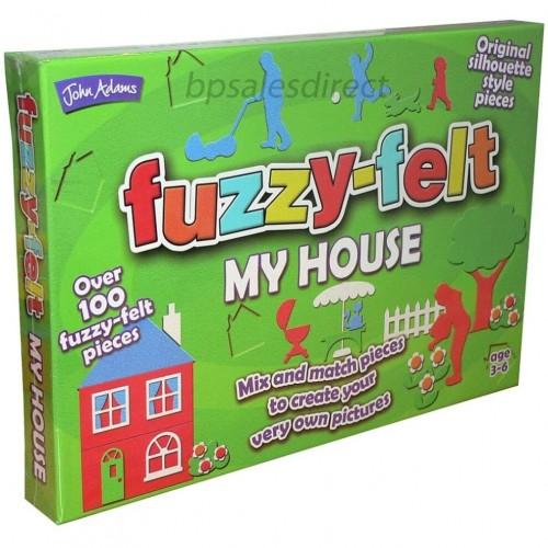 FUZZY-FELT - MY HOUSE