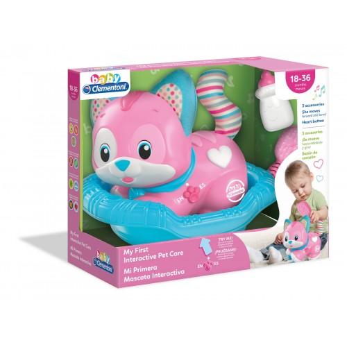 Baby Clementoni Interactive Pet Care