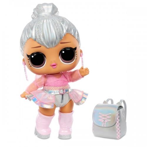 L.O.L Surprise Big B.B. (Big Baby) Kitty Queen 28cm Large Doll LOL