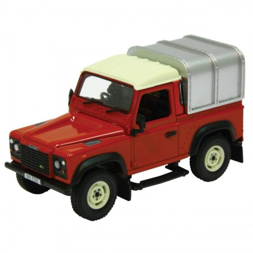 Britains Red Land Rover 42732
