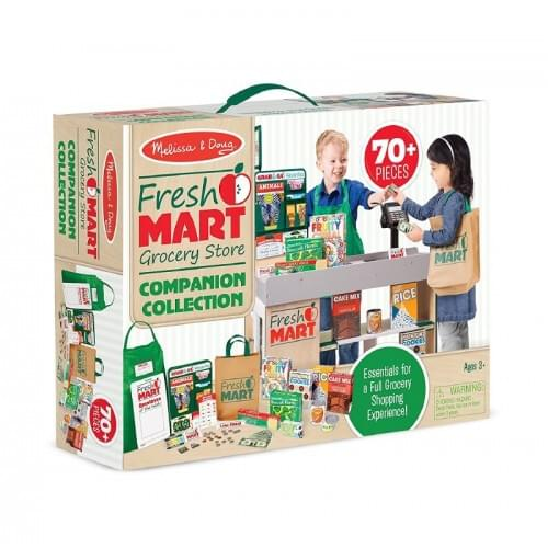 Fresh Mart Grocery Store Companion Collection