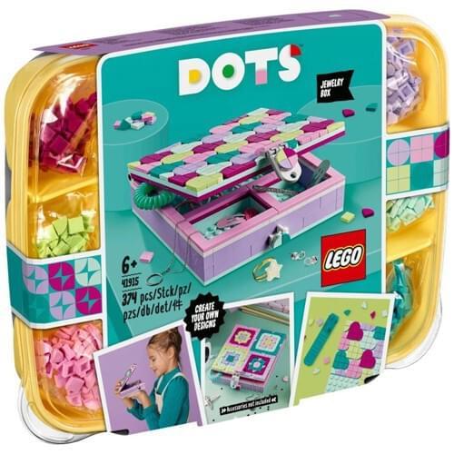 LEGO DOTS JEWELRY BOX 41915