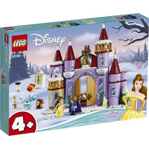 LEGO Disney - Belle's Castle Winter Celebration