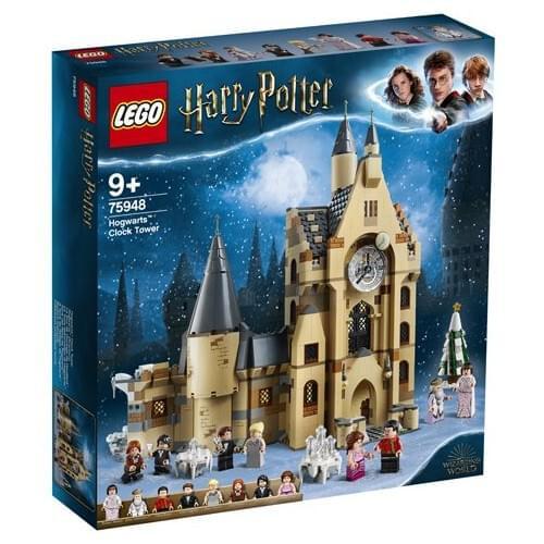 LEGO  Hogwarts Clock Tower: 75948