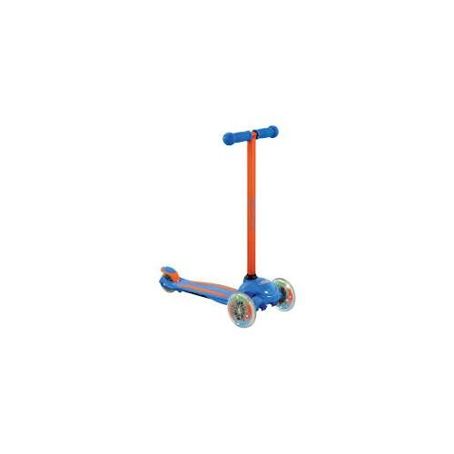 U Move Mini LED Scooter, Blue/Orange