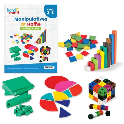Take-Home Manipulative Kit (Ages 8-10) GRADE 3 TO 5