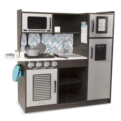 Melissa and Doug Chef's Kitchen-Charcoal