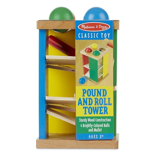 Pound and Roll Tower by Melissa and Doug