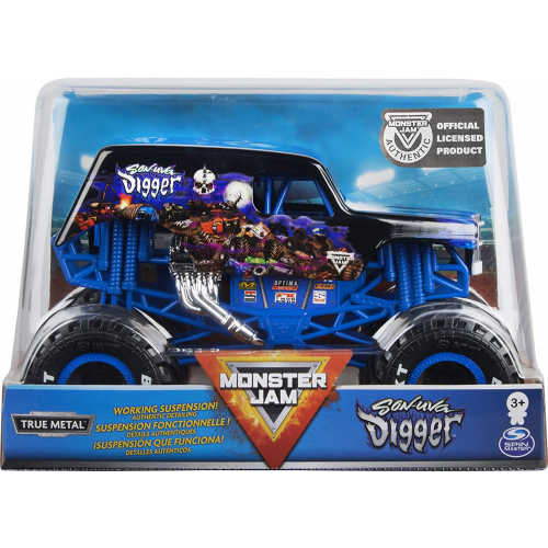 Monster Jam, Official Dragon Monster Truck