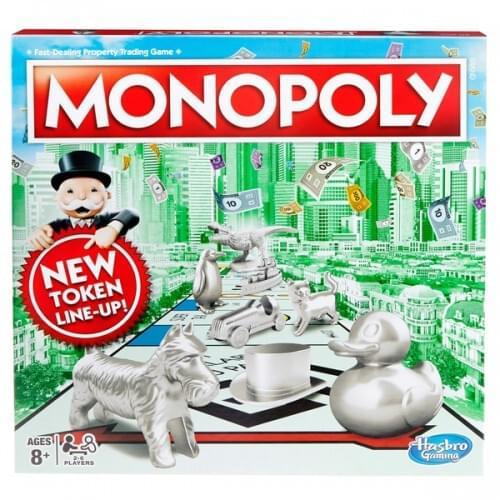 Monopoly Classic Irish Edition Game