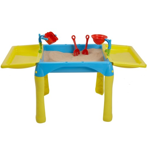 SAND AND WATER PLAY TABLE OUTDOOR