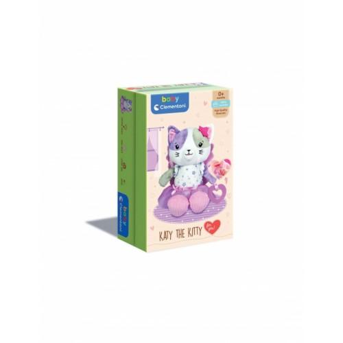 Katy The Kitty Plush Toy