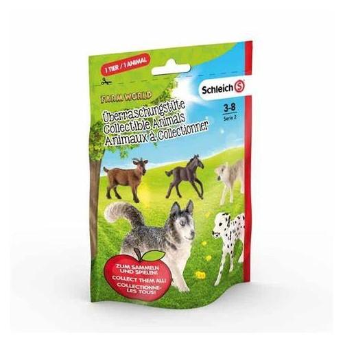Schleich Surprise bag - XS farm animals, series 2