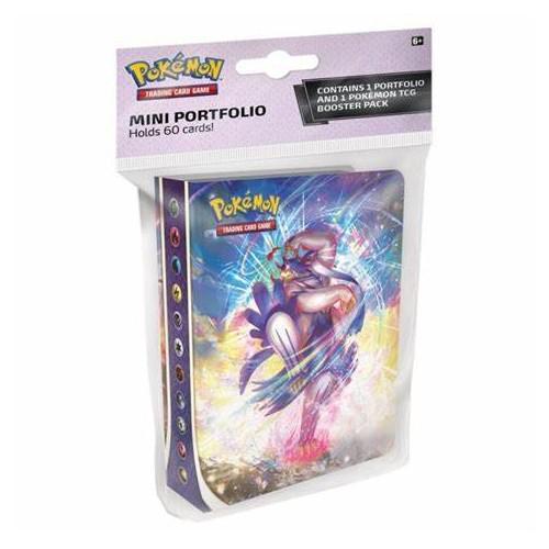 Pokemon Battle Styles Mini Binder/PORTFOLIO HOLDS 60