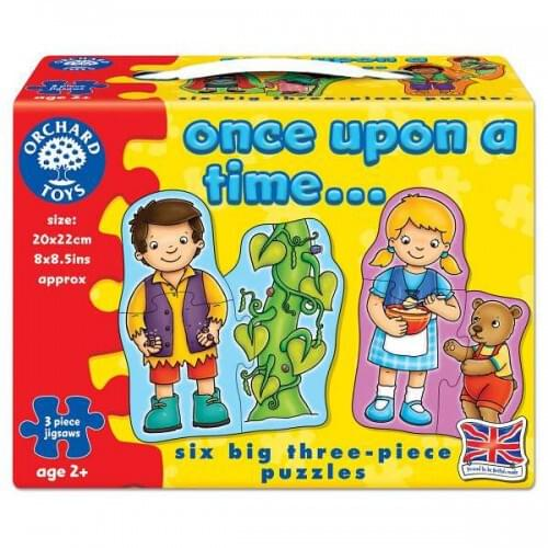 ONCE UPON A TIME PUZZLES